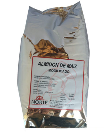 ALMIDÓN DE MAIZ MODIFICADO NORTE 1KG (UND)