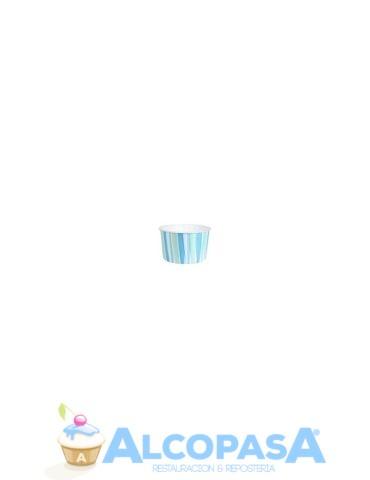 capsulas-cupcake-azul-rayas-culpit-24uds