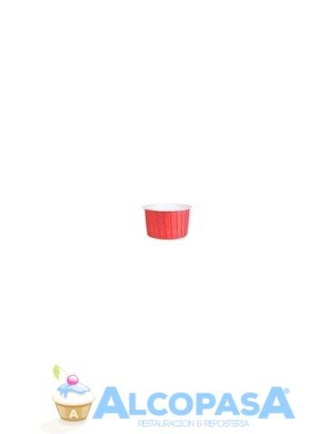 capsulas-cupcake-rojo-primario-culpit-24uds