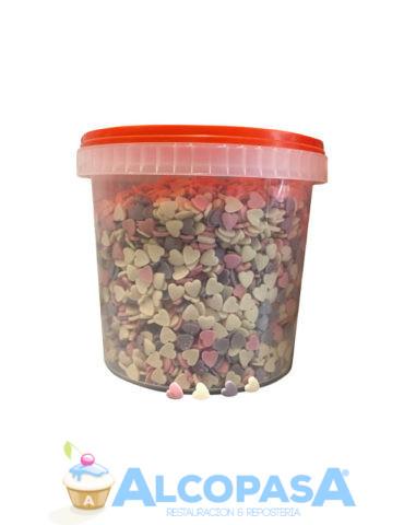 confetis-de-azucar-corazon-surtidos-cubo-1kg