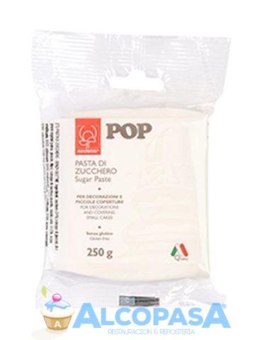 fondant-blanco-pop-pastilla-250g
