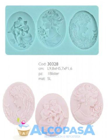 molde-de-silicona-camafeo-30328-ud