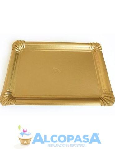bandejas-oro-para-troncos-13x36-5cm-l-40-50uds