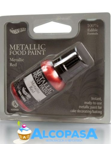 pintura-comestible-metalica-roja-25ml