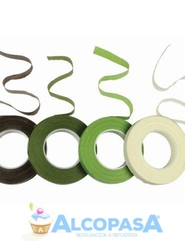 cinta-verde-para-flores-verde-oscuro-ud