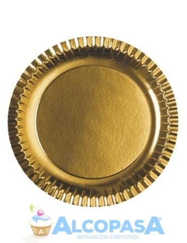 platos-oro-de-carton-o40cm-50-uds