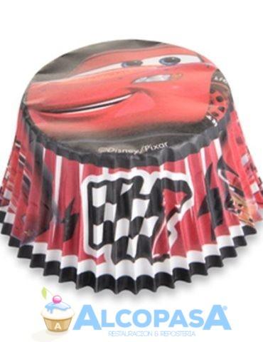 capsulas-cupcake-cars-o7cm-blister-50uds