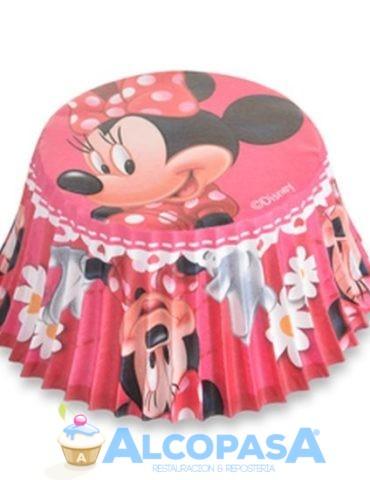 capsulas-cupcake-minnie-o7cm-blister-50uds
