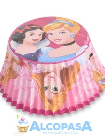capsulas-cupcake-princesas-o7cm-blister-50uds