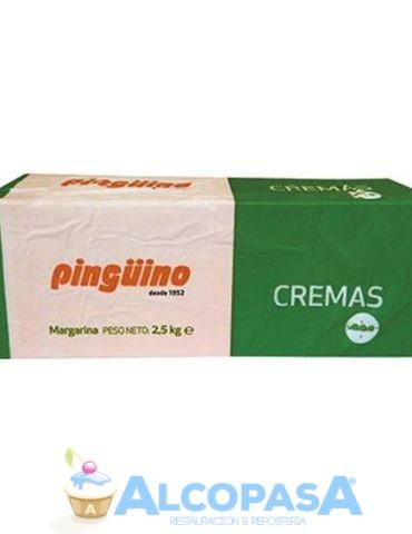 margarina-crema-pinguino-verde-bloque-2-5kg