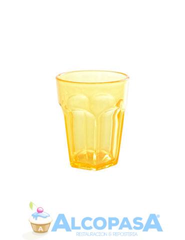 vasitos-amarillos-de-plastico-o51x6-5cm-caja-40uds