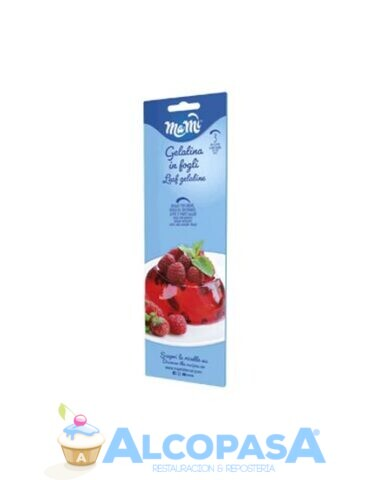 gelatina-en-hojas-3uds