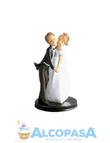 parejas-novios-felices-vals-20cm-ud
